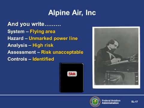 SMS for Small Operators (FAA)