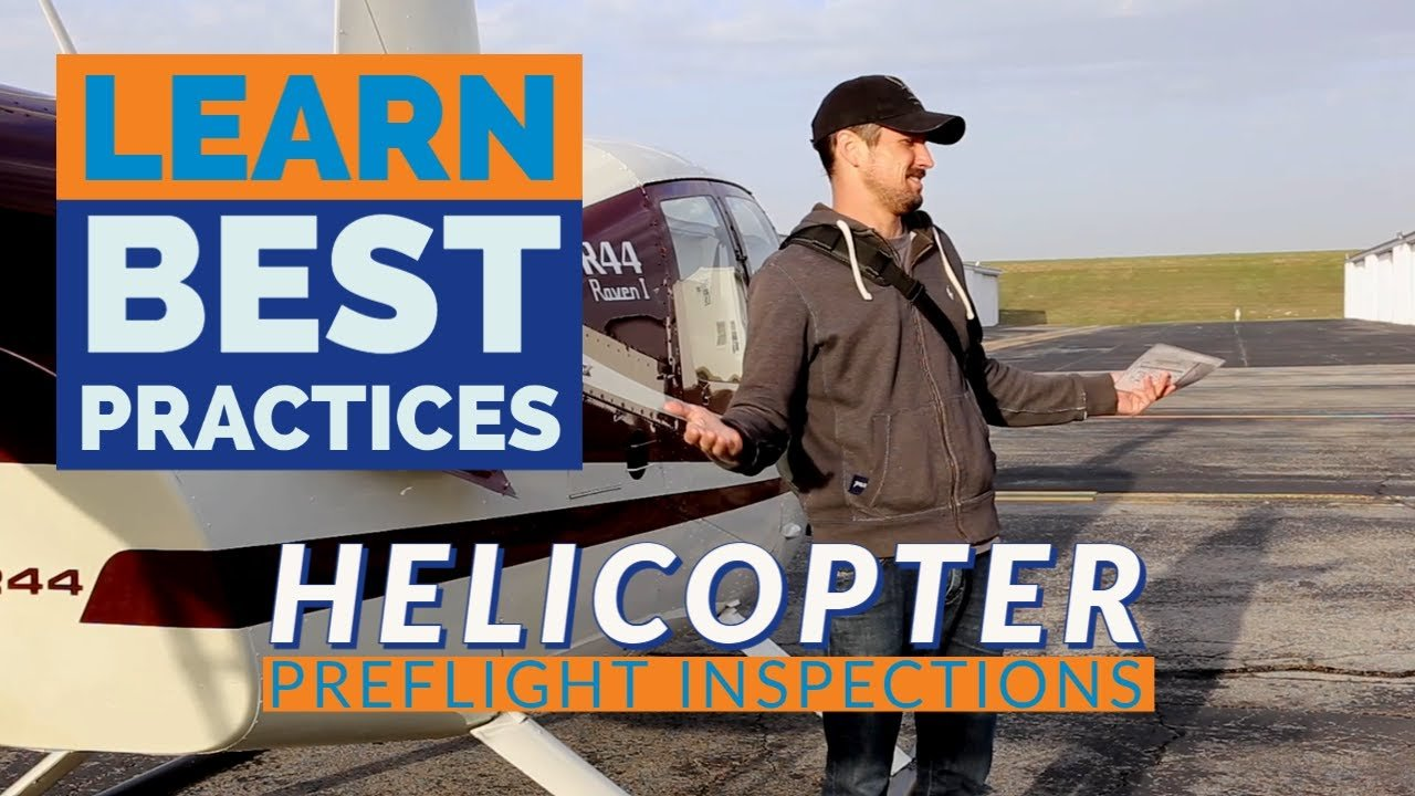 The Rotorcraft Collective: Preflight Inspection (FAA)