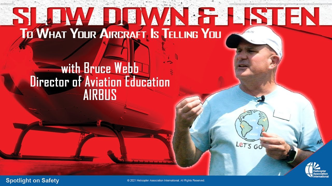 Listen to Your Aircraft (HAI)